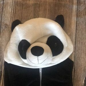 Costumes - Toddler Panda vest costume
